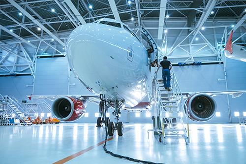 Übersetzungen in der Luft- und Raumfahrtindustrie