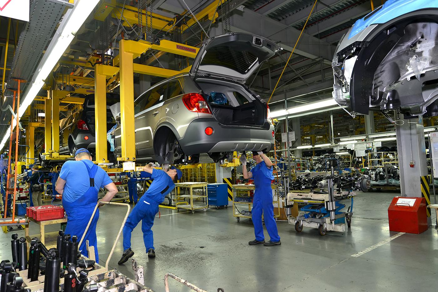 Übersetzungen in der <br>Automobilindustrie