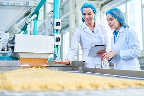 Übersetzen in der Nahrungsmittel- und Getränkeindustrie