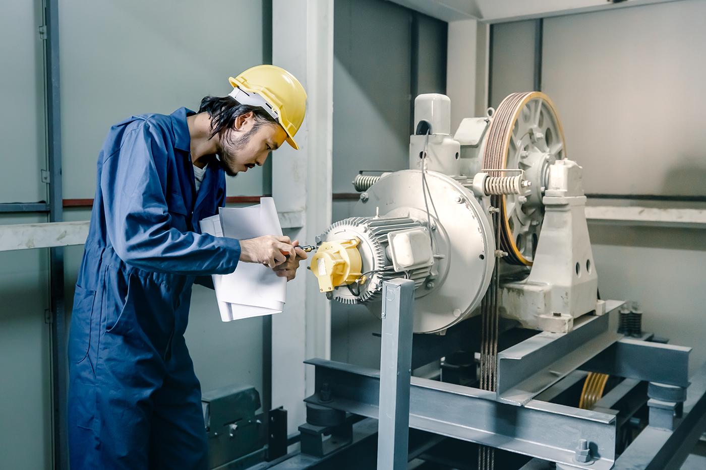 Übersetzungen von Industrieanlagen