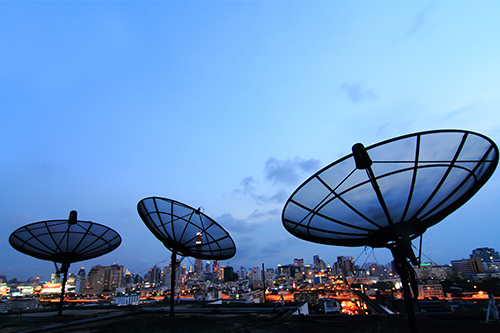 Telekommunikations-Übersetzung