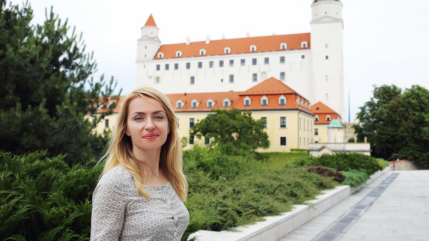 Slowakische Übersetzungen