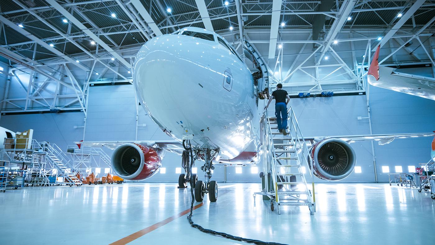 Übersetzungen in der Luft- und <br>Raumfahrtindustrie
