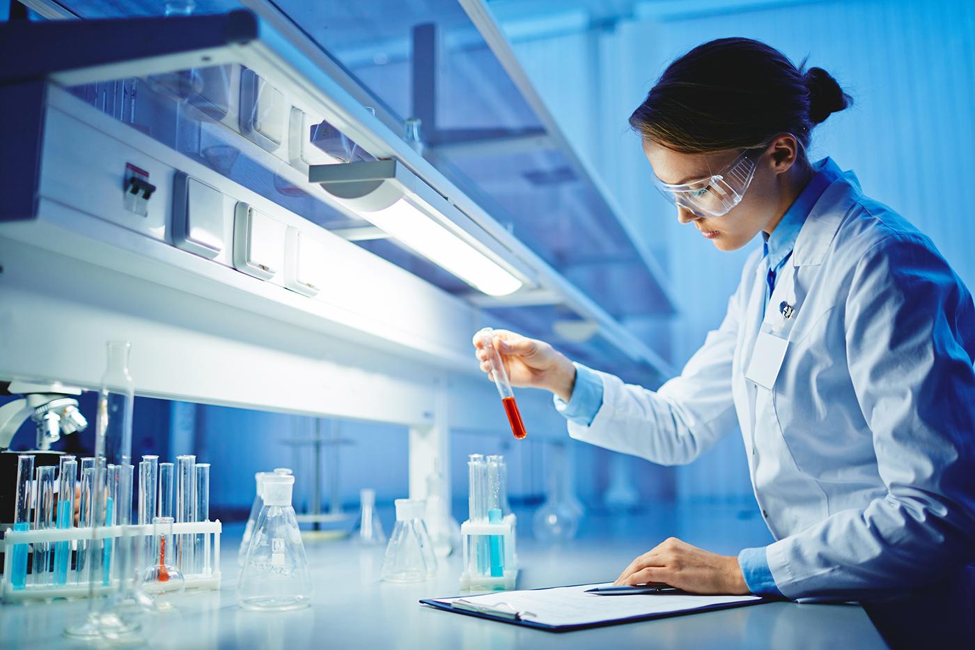 Biotech-Übersetzungsdienste
