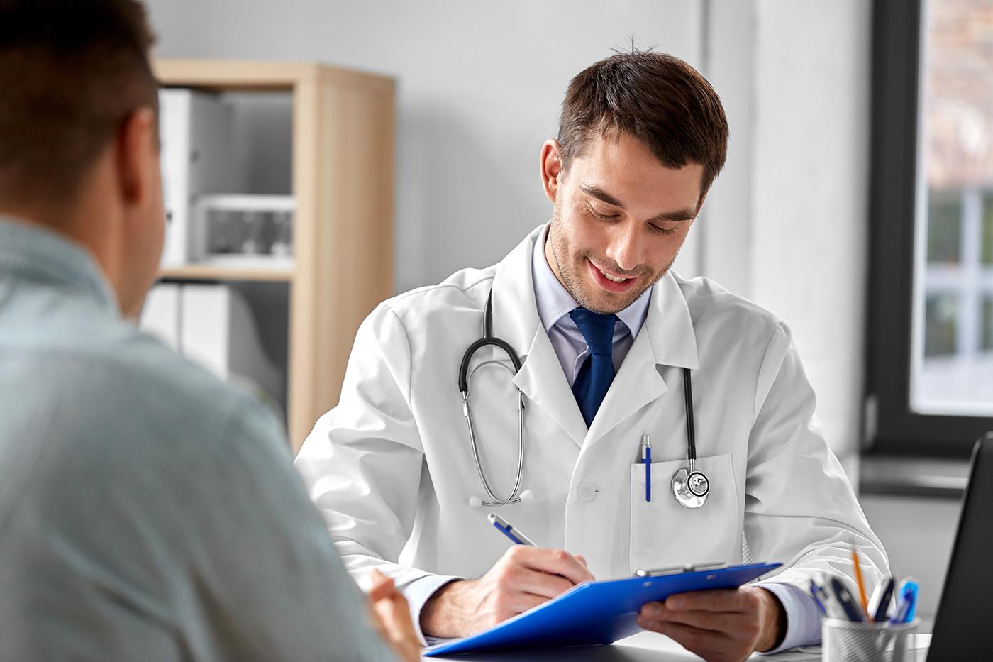 Übersetzungsdienste für das <br>Gesundheitswesen