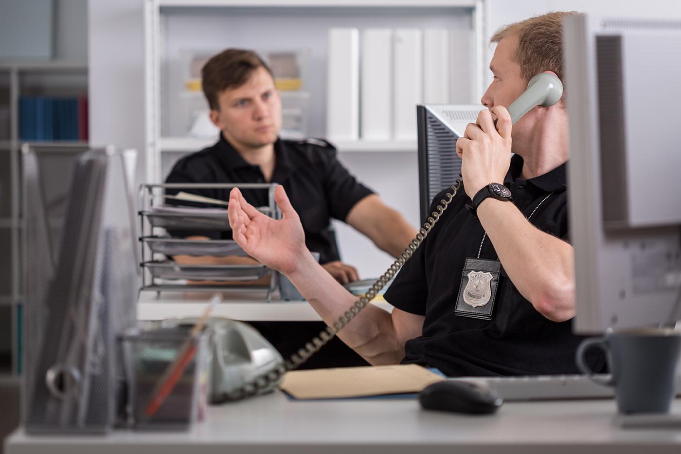 Übersetzungen für die Polizei